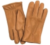 Failsworth Millinery Winston Leather Gloves in Tan