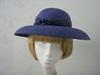 Wedding hat Violet