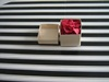 Boxed confetti Mid Burgundy