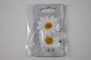 Daisy Hair Clips in White