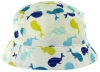 SSP Hats Whale Sun Hat in White
